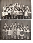 Bradwell/Kindergarten and 1A 1949 and 1950  Ask Karen Kahn Bezman for info.