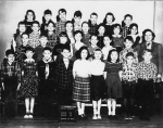 Horace Mann January class 3B March 1952 - for names contact Ray Quisenberry or Lois Yalowitz Moss