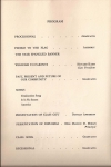 Horace Mann June 1958 Graduation Program p2 - from Annette Maffia Dlugan