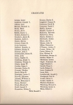 Horace Mann June 1958 Graduation Program p3, list of graduates - from Annette Maffia Dlugan